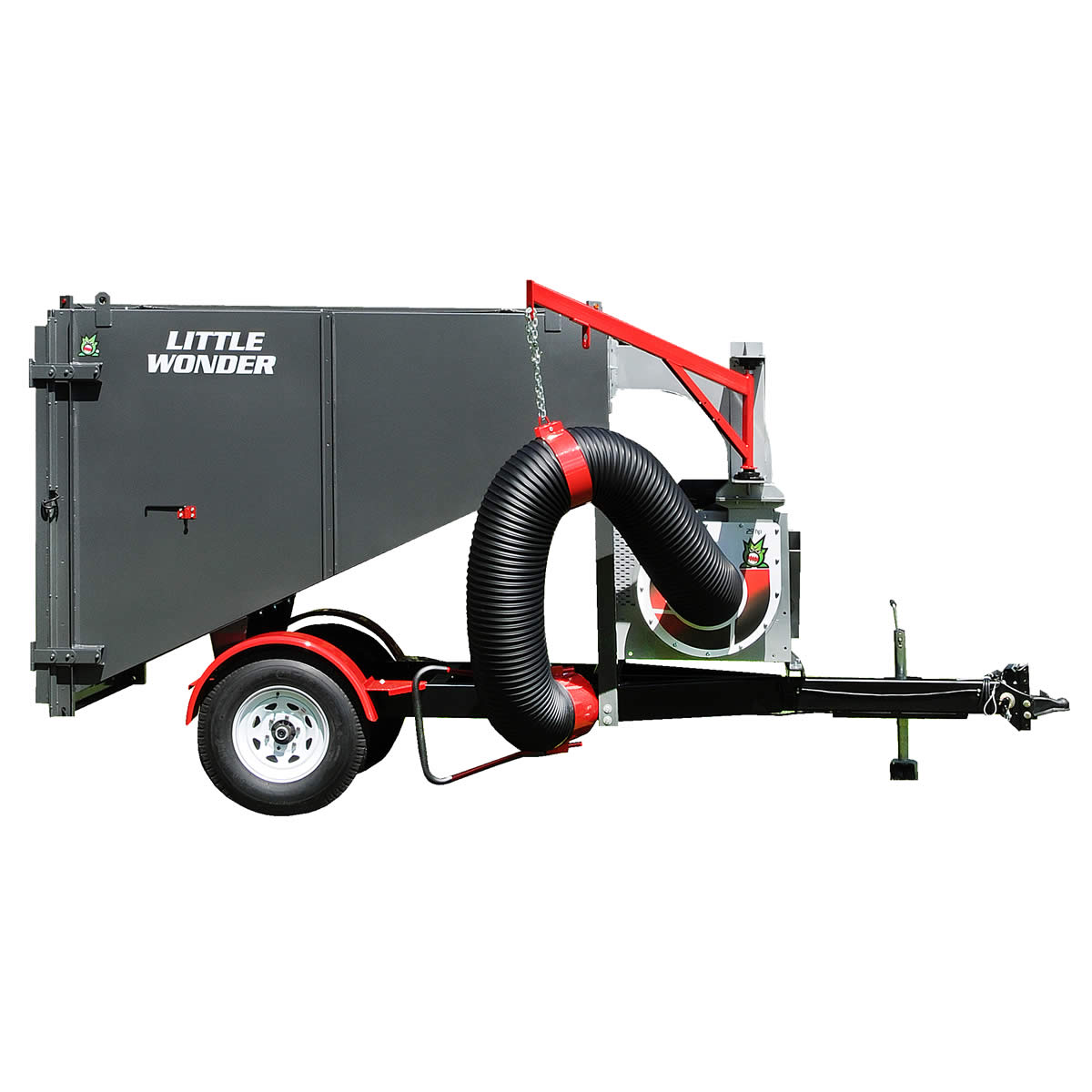29HP 5 Yard Gravity Dump Self-Contained TruckLoader - Little
