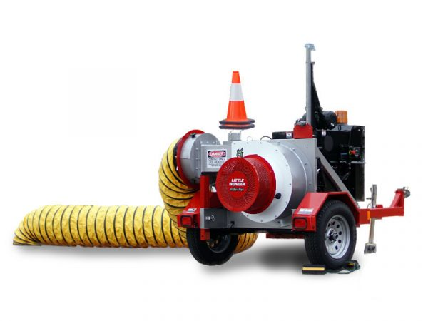 Confined Space Ventilation Blower