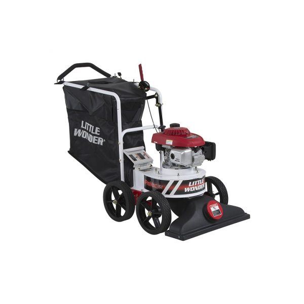 Little Wonder Pro Vac SI Outdoor Vacuum - Right Side