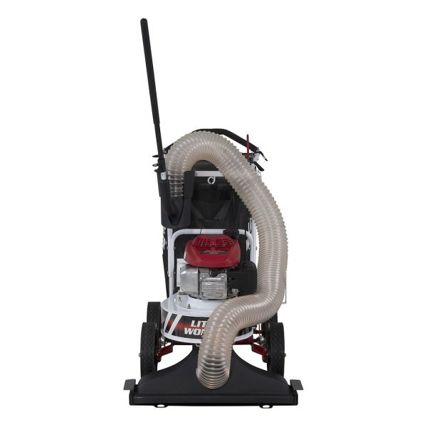 Little Wonder Pro Vac SI Outdoor Vacuum - Front View